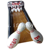 Outdoor Sport Inflatable Human Bowling Set Game