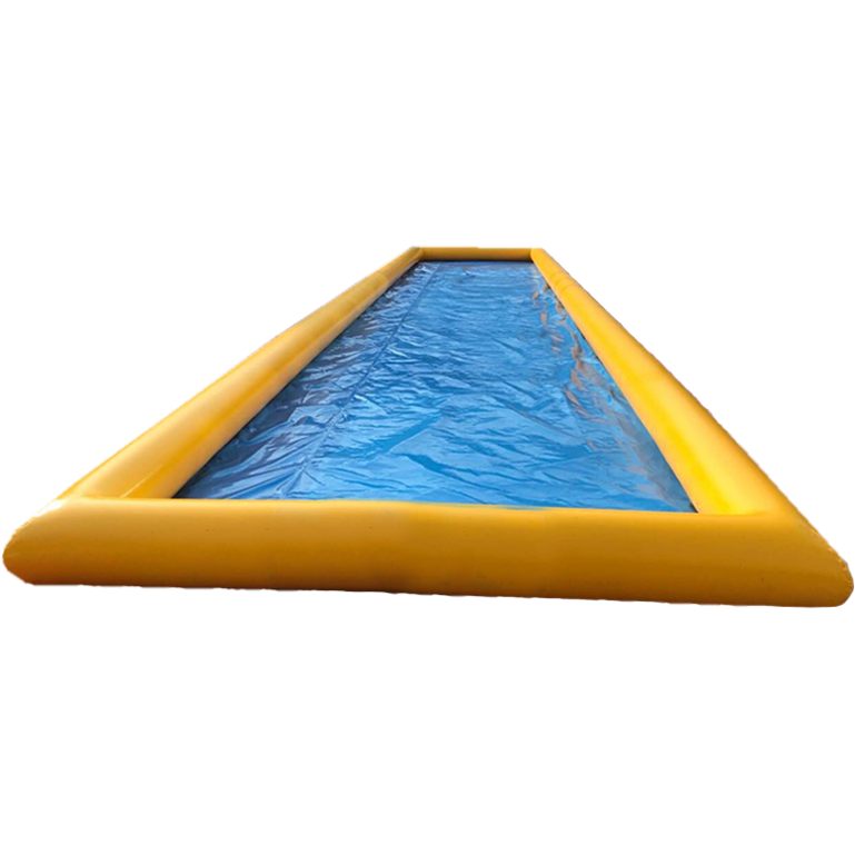 High Quality 0.6mm Pvc Tarpaulin Inflatable Water Skimboard Pool / Wakeboard Pool for sale