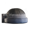 Portable Inflatable Movie Screen Tent / Planetarium Inflatable Projection Dome Tent for Education