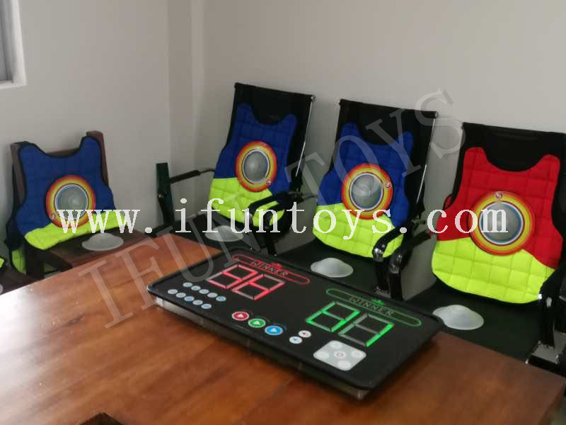 IPS Battle Games / IPS Light Vests / IPS Bunker Battle Game for sale
