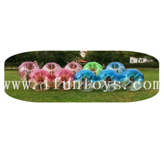 PVC Inflatable Soccer Bubble / Bubble Football / Body Knock Ball for Kids And Adults