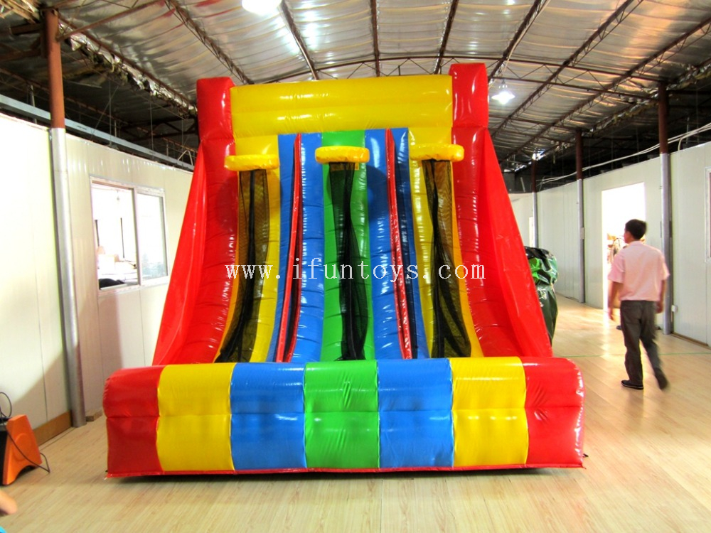 3 hoops Inflatable Basketball Hoop/ Kids Basketball Shoot Sport Game