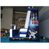 Astronaut Theme Inflatable Rock Climbing / Inflatable Climbing Wall Sport Game for Kids And Adults