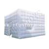 White Inflatable Cube Tent / Outdoor Party Tent / House Tent for Event