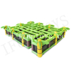 Inflatable Jungle Maze Game / Maze Obstacle Course / Inflatable Laser Tag Maze for Party