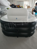 Portable Inflatable Solo Ice Bath / Rectangular Inflatable Recovery Bathtub / Fitness Inflatable Ice Bath for Athletes