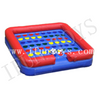 Interactive Inflatable Twister Board Game / Inflatable Outdoor Color Dot Game for Family