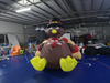 Giant Inflatable Turkey for Thanksgiving Decoration