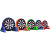 Velcro Soccer Giant Dart Game Inflatable Kick Shooting Darts Football And Golf Dartboard for Party