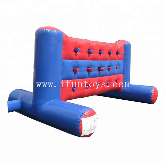 Interactive Inflatable Whack Attack Challenge Game/Inflatable Punch Wall Game /Inflatable Sticks Attack Game For Kids And Adults