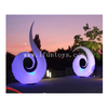 Outdoor Decoration LED Inflatable Swan Light for Party/ Event/ Wedding