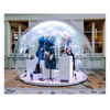 Transparent Inflatable Space Capsule Bubble Tent / Inflatable Display Dome Tent / Outdoor Inflatable Show Ball