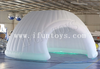 LED Lighting Inflatable Dome Tent for Party / Inflatable Meeting Pods / Office Pods Tent for Event