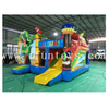 Hawaii Aloha Inflatable Party Bounce / Inflatable Jumping House with Slide for Kids