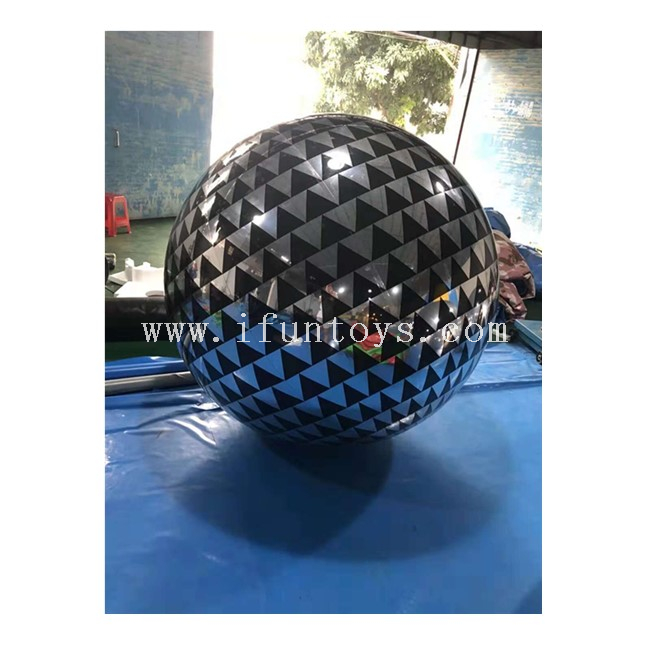 Colour Inflatable Mirror Ball / Inflatable Christmas Decoration Mirror Ball / Pvc Inflat Mirror Ball for Party Decoration with Cheap Price