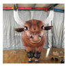 Inflatable Walking Bull Costume /Inflatable Buffalo Costume for Outdoor Parade