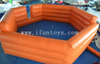 Outdoor Portable Inflatable Gaga Ball Pit / Inflatable Gagaball Court / Gaga Fence for Sale