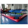 Inflatable football Billiards Table/ inflatable pool soccer table/inflatable snooker pool for sport game