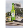 Giant Inflatable Beer Bottle Balloon for Outdoor Advertising