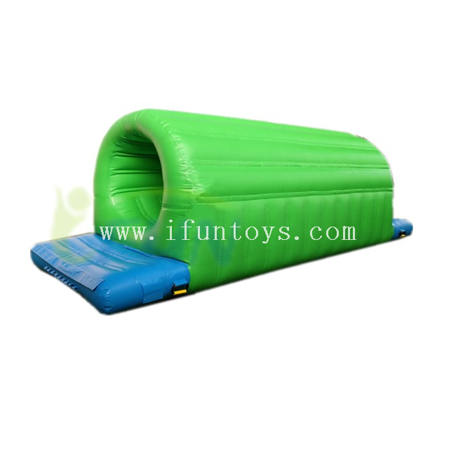 Swimming Pool Inflatable Water Park Toys Inflatable Water Floating Playground For Sale