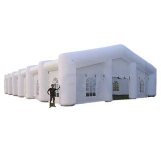 Giant White Inflatable Wedding Tent / Inflatable Advertising Tent / Inflatable Event Tent With Cheap Price