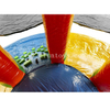 Inflatable Tower Slide Party / Inflatable Dry Slide with Climbing Wall / Inflatable Slider Bouncy Castle for Kids