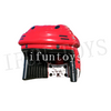 Customized Inflatable Ice Hockey Helmet Tent for Sport Game