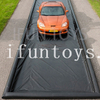 Portable Inflatable Car Wash Mat / Water Containment Mat / Water Reclamation Mat / Car Wash Valeting Pad
