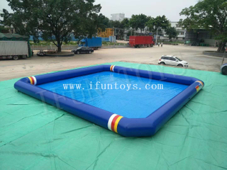 Portable Inflatable Square Swimming Pool / Water Walking Ball Pool / Hamster Ball Pool for Kids And Adults