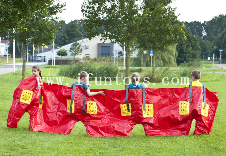 Outdoor Interactive trousers sport game/Inflatable Party Pants Game/inflatable sponge pants game for team building