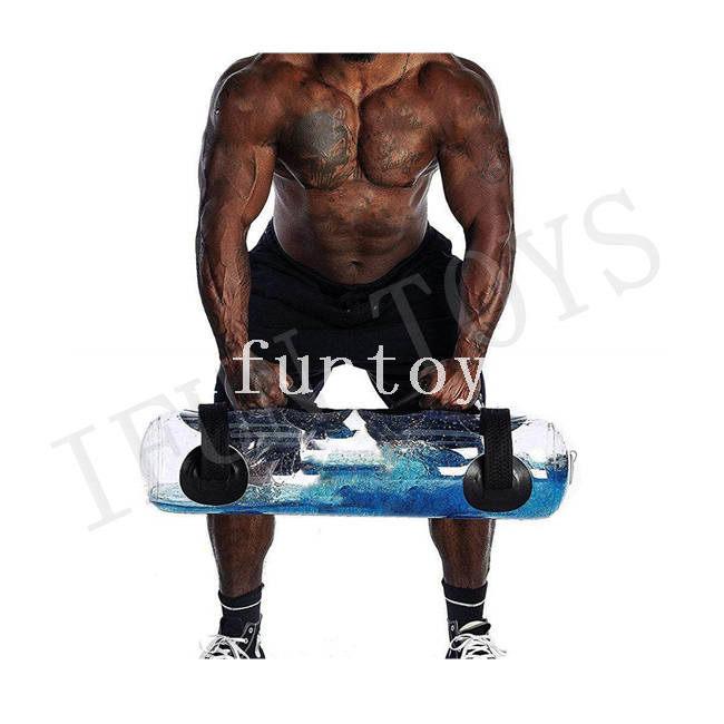 Fitness Equipment Inflatable Water Power Bag / Muscle Training Water Bag / Air Bag