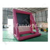 Portable Inflatable Rear Projection Screen / Outdoor Inflatable Movie Screen for Party