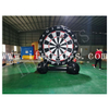 Outdoor Inflatable Velcro Dart Board / Football Kick Darts / Soccer Dart Game for Kids And Adults