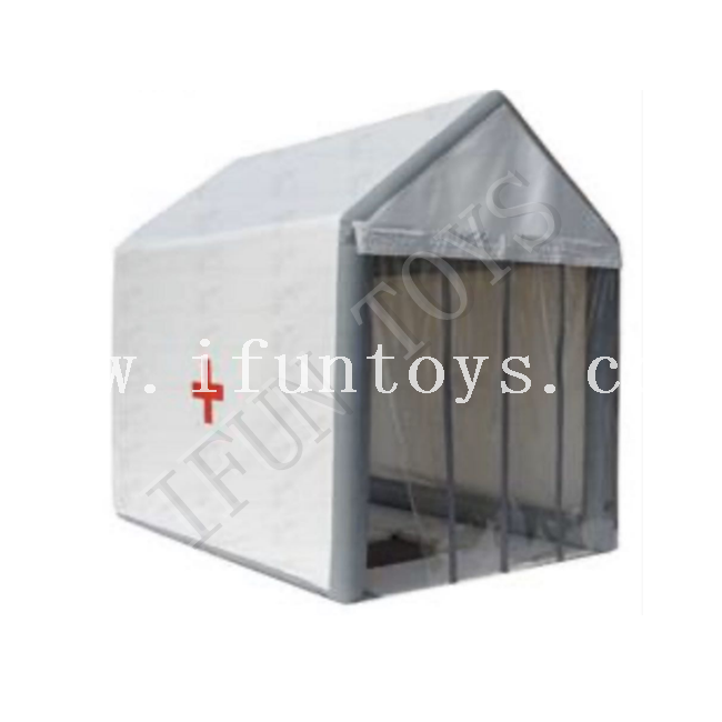 Inflatable Disinfection House / Sanitization Booth / Inflatable Medical Disinfection Tent for Against Viruses