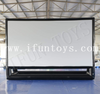 Outdoor Inflatable Movie Screen Rear Projection / Portable Air Cinema Screen for Sale