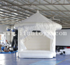 Inflatable Wedding Bouncer / White Inflatable Jumping Castle / Jumping House for Wedding