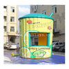 PVC Inflatable Lemonade Concession Stand Booth / Inflatable Lemonade Kiosk / Inflatable Lemonade Booth Tent
