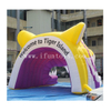 Inflatable Tiger Tunnel / Inflatable Sport Tunnel / Inflatable Football Tunnel Entrance Tent