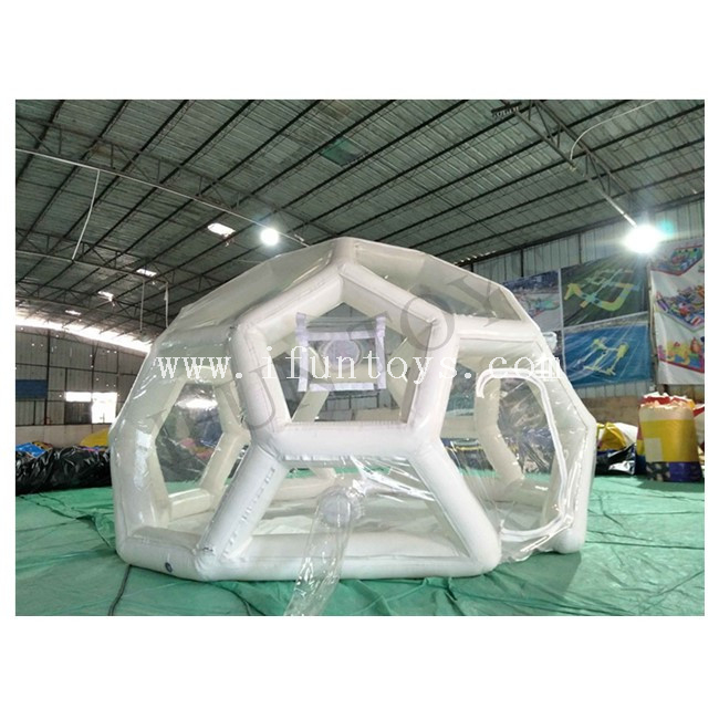 Transparent Inflatable Bubble Tent for Outdoor Camping