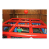 9 Square Volleyball Inflatable Sports Game / Inflatable 9 Square Ball Game / Inflatable Square Game for Camp